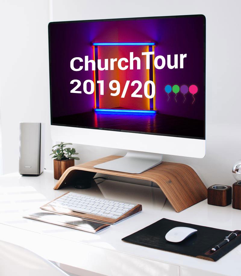 churchtour 2019/20