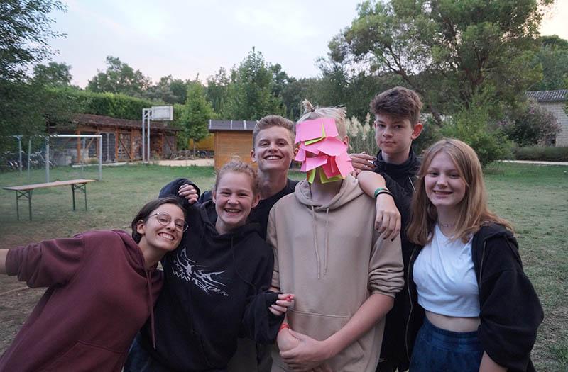 Jugendfreizeit Frankreich Provence 2020