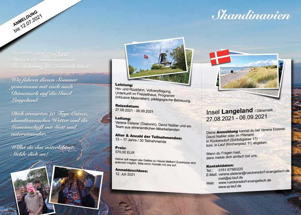 Freizeit Dänemark 2021
